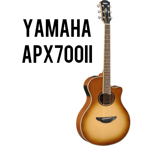 yamaha apx700ii sound alchemy. Black Bedroom Furniture Sets. Home Design Ideas