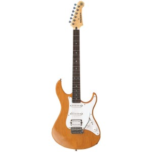 Yamaha Pacifica 112J Yellow Natural Satin