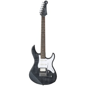 Yamaha Pacifica 212VFM Translucent Black