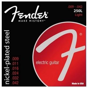 Fender Nickel Wound 250L 9-42