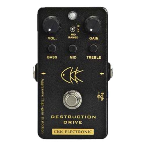 CKK Destruction Drive
