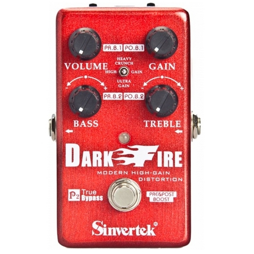 Sinvertek Dark Fire