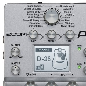 Acoustic Effects