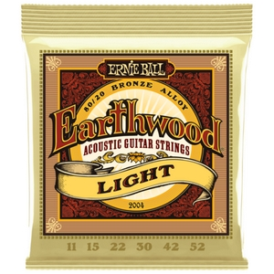 Ernie Ball Earthwood 11-52