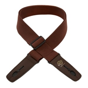 "Lock-It 2"" Cotton Strap (Brown)"