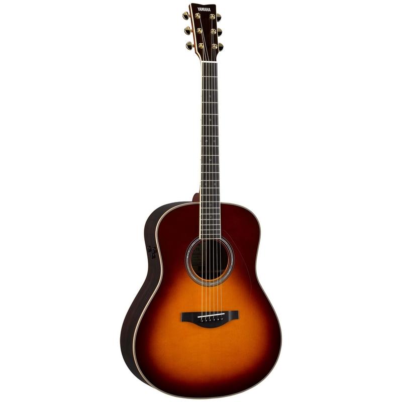 Yamaha LL-TA Brown Sunburst