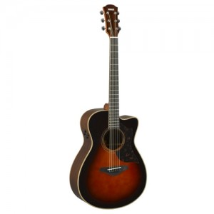 Yamaha AC3R Tobacco Brown Sunburst