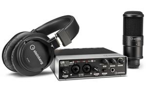 Steinberg UR22MKII Recording Pack