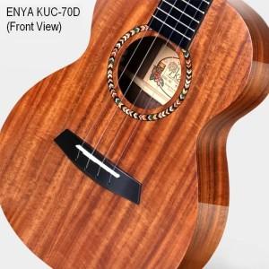 Enya Kaka KUC70D Solid Koa Top Concert