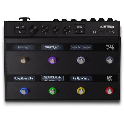 line 6 hx effects guitar multi effects floor processor sound alchemy. Black Bedroom Furniture Sets. Home Design Ideas