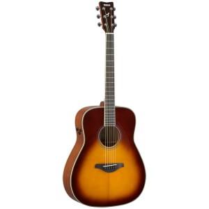 Yamaha FG-TA Brown Sunburst