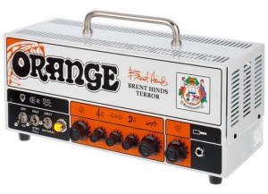 Orange Brent Hinds Terror Signature