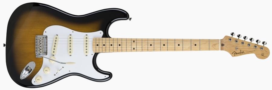 Fender Japan Hybrid 50s Stratocaster 2-Tone Sunburst