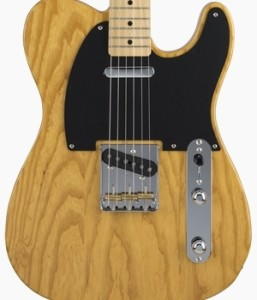 Fender Japan Hybrid 50s Telecaster Vintage Natural