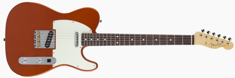Fender Japan Hybrid 60s Telecaster Candy Tangerine