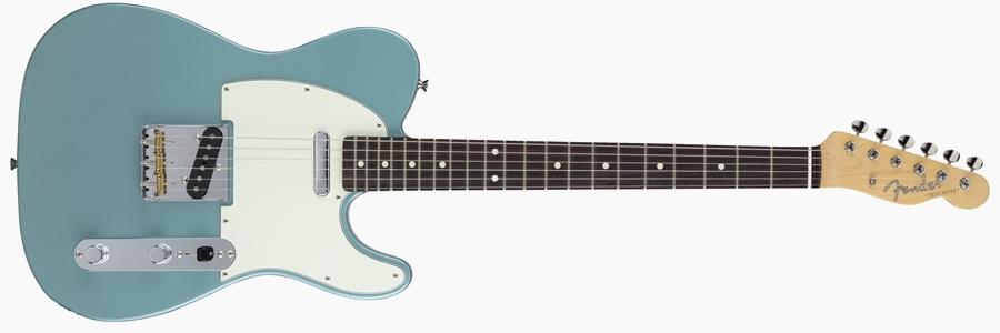 Fender Japan Hybrid 60s Telecaster Ocean Turquoise Metallic