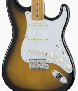 Fender Japan Traditional 50s' Stratocaster 2-Tone Sunburst