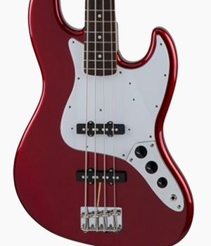 Fender Japan Traditional 60s Jazz Bass Candy Apple Red