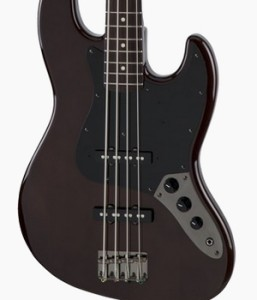 Fender Japan Traditional 60s Walnut Jazz Bass