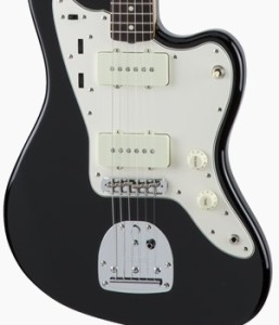 Fender Japan Traditional 60s Jazzmaster Black