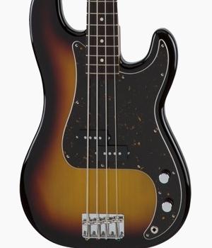 Fender Japan Traditional 60s Precision Bass 3-Tone Sunburst