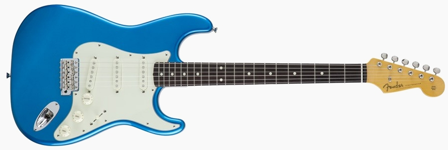 Fender Japan Traditional 60s Stratocaster Candy Blue