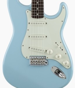 Fender Japan Traditional 60s Stratocaster Daphne Blue