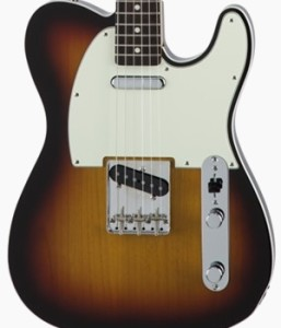 Fender Japan Traditional 60s' Telecaster Custom 3-Tone Sunburst