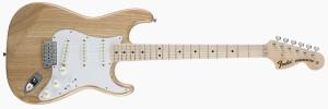 Fender Japan Traditional 70s Ash Stratocaster Natural