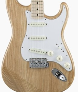 Fender Japan Traditional 70s Ash Stratocaster Natural