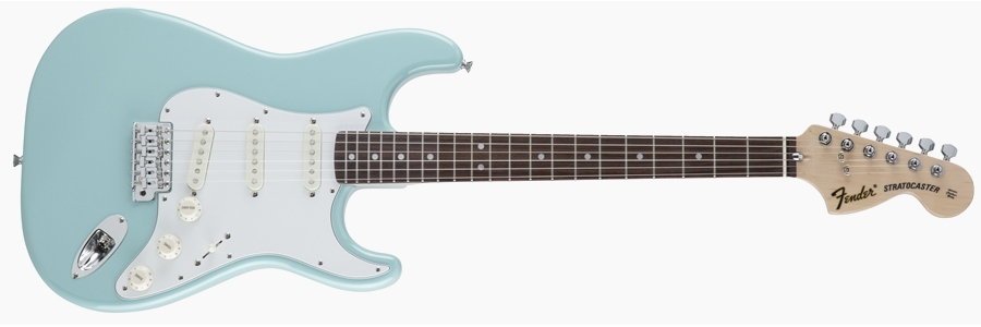 Fender Japan Traditional 70s Stratocaster Sonic Blue