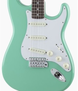 Fender Japan Traditional 70s Stratocaster Surf Green