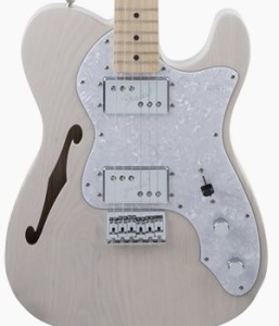 Fender Japan Traditional 70s Telecaster Thinline US Blonde