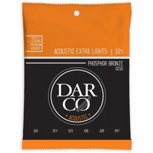 Darco by Martin D210 Phosphor Bronze 10-47