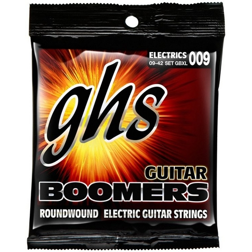 GHS Boomers Extra Light GBXL 9-42
