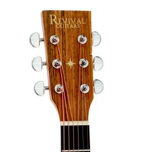 Revival Guitars Headstock